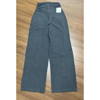 ルルレモン(lululemon)のTake It Easy Pants  ルルレモンワイドパンツ サイズ4 グレー(ヨガ)