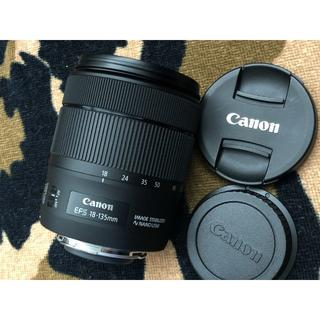 Canon - Canon EF-S 18-135mm F3.5-5.6 IS USM キャノン