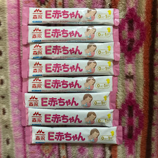 森永乳業 - 森永 E赤ちゃん スティックタイプ 8本