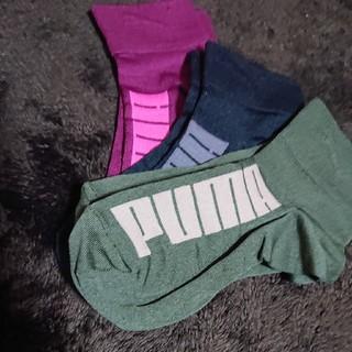 プーマ(PUMA)の新品未使用★PUMA靴下★(ソックス)