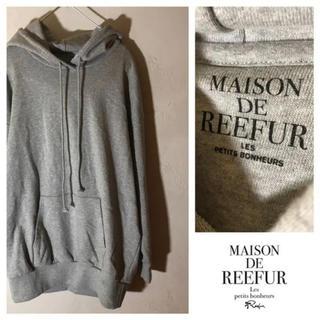 メゾンドリーファー(Maison de Reefur)の新品* メゾンドリーファー   パーカー(パーカー)