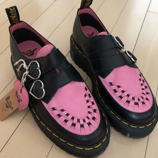 ドクターマーチン(Dr.Martens)のドクターマーチン LAZY OAF ブーツ(ローファー/革靴)