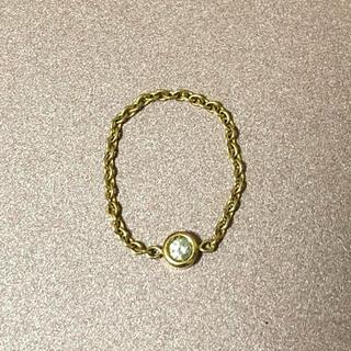 クリスチャンディオール(Christian Dior)のクリスチャンディオール ミミウィ リング(リング(指輪))
