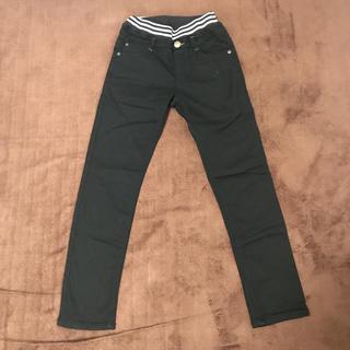 しまむら - 男児黒パンツ150