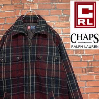 ラルフローレン(Ralph Lauren)の《激レア》 90s チャップス ラルフローレン ジャケット ★ キルティング(ダウンジャケット)