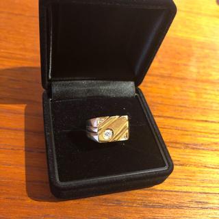 ☆K18ダイヤリング(リング(指輪))