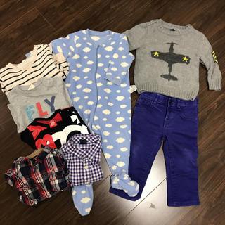 ベビードール(BABYDOLL)の80cm ベビー服 おまとめ売り baby gap、babydoll等(Tシャツ)
