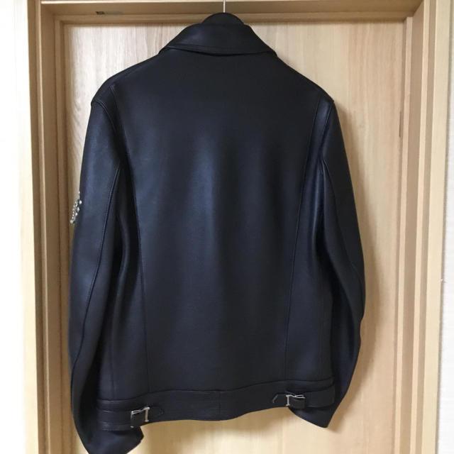 Lewis Leathers(ルイスレザー)のJAMES GROSE LEATHER STUDS RIDERS JACKET メンズのジャケット/アウター(ライダースジャケット)の商品写真
