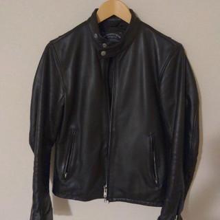 ユナイテッドアローズ(UNITED ARROWS)のライダースジャケット 黒(ライダースジャケット)