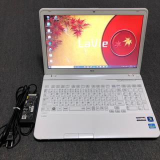NEC - ノートパソコン NEC Lavie 第3世代 i5 BDR SSD