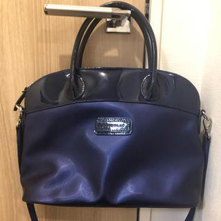 ロンシャン(LONGCHAMP)のロンシャン  ハンドバッグ パリ限定 美品(ハンドバッグ)