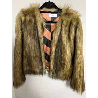 スライ(SLY)のファージャケット(毛皮/ファーコート)