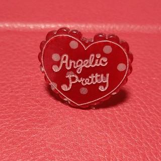 アンジェリックプリティー(Angelic Pretty)のハート リング(リング(指輪))