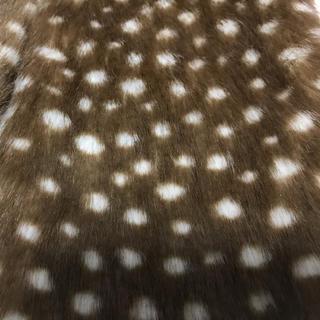 ツモリチサト(TSUMORI CHISATO)の美品 TSUMORI CHISATO ティペット マフラー エコファー リボン(マフラー/ショール)