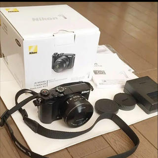 Nikon - Nikon1j5 nikon j5 長期保障付 ニコン ミラーレス一眼 4k動画