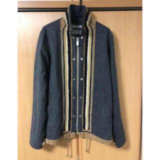 サカイ(sacai)のsacai  刺繍 ジャケット ブルゾン サイズ2(ブルゾン)