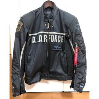 アルファ(alpha)のアルファ バイク プロテクター入りウェア(装備/装具)