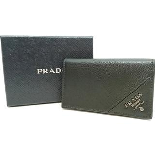 PRADA - 【値引中】新品 未使用 PRADA プラダ カードケース 2MC122 QME