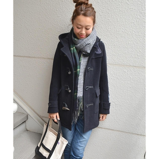 SHIPS - SHIPS for woman VALLOMBROSA ダッフルコート