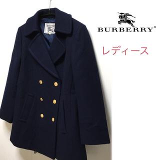 BURBERRY - 【vintage】BURBERRY PRORSUM  Pコート レディース