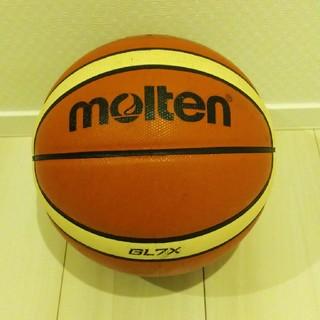 モルテン(molten)の公式球 GL7 バスケットボール 7号(バスケットボール)