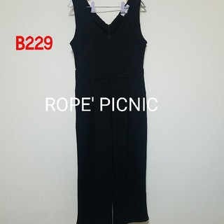 ロペピクニック(Rope' Picnic)のB229♡ROPE' PICNIC オールインワン(サロペット/オーバーオール)