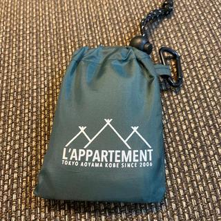 アパルトモンドゥーズィエムクラス(L'Appartement DEUXIEME CLASSE)のアパルトモン  エコバッグ 新品(エコバッグ)