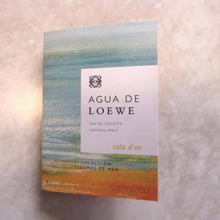 ロエベ(LOEWE)のLOEWE ロエベ アグア デ ロエベ カラドール オードトワレ♪(香水(女性用))