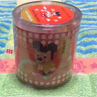 Disney - nano block /mickey mouth お正月