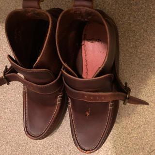 ポロラルフローレン(POLO RALPH LAUREN)のpolo ブーツ(ブーツ)