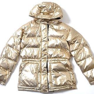 ギャップ(GAP)の◇GAP◇sizeXXS down jacket GOLD ¥16900(ダウンジャケット)