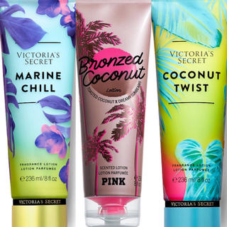 ヴィクトリアズシークレット(Victoria's Secret)のヴィクトリアシークレット新品ハンドクリーム3本セット!(ハンドクリーム)