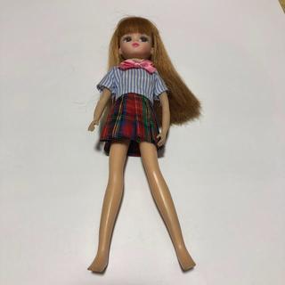 トミー(TOMMY)のリカちゃん人形(ぬいぐるみ/人形)