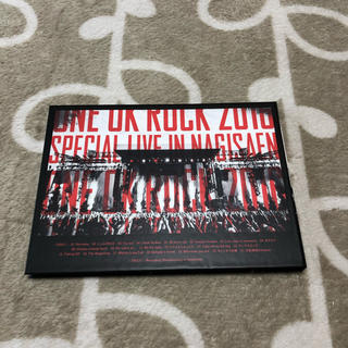ワンオクロック(ONE OK ROCK)のONEOKROCK 2016 NAGISAEN DVD ブルーレイ(ミュージック)
