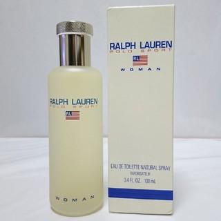 Ralph Lauren - 未使用 ラルフローレン ポロ スポーツ ウーマン EDT 100ml 送料無料