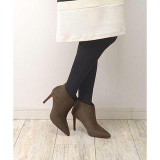 プレーンクロージング(PLAIN CLOTHING)の新品!PLAIN CLOTHING TOKYO  ポインテッドトゥーヒールブーツ(ブーツ)