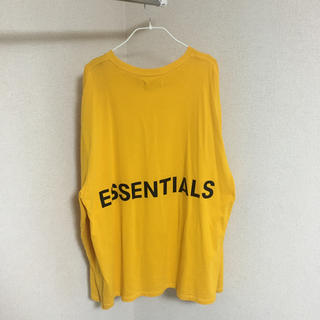 FEAR OF GOD - ESSENTIALS ロンT
