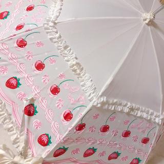 アンジェリックプリティー(Angelic Pretty)のAngelic Pretty︎ ♥ アンブレラ︎ ♥ 傘(傘)