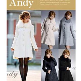 アンディ(Andy)のAndy ファーコート(毛皮/ファーコート)