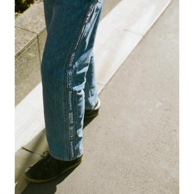 Supreme(シュプリーム)のブラックアイパッチ  Blackeyepatch パンツ  メンズのパンツ(デニム/ジーンズ)の商品写真