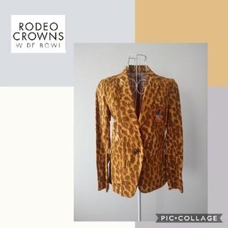 ロデオクラウンズ(RODEO CROWNS)の【ロデオクラウンズ】ジャケット(テーラードジャケット)