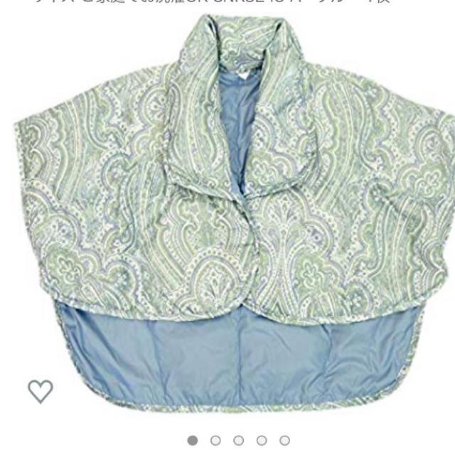新品 軽くて 暖かい 肩あて レディースのルームウェア/パジャマ(その他)の商品写真
