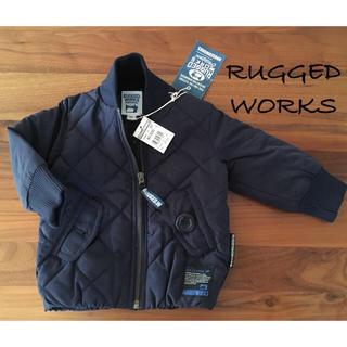 ラゲッドワークス(RUGGEDWORKS)のラゲッドワークス ダイヤモンド キルトジャケット(ジャケット/コート)