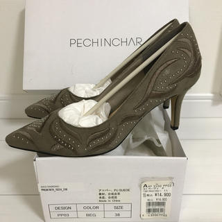 SCOT CLUB - 12月いっぱいの価格 「新品」PECHINCHAR  パンプス¥14900-の品