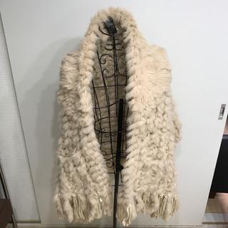 ダブルスタンダードクロージング(DOUBLE STANDARD CLOTHING)のダブルスタンダード    ファーストール(毛皮/ファーコート)