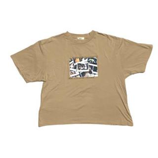 ウィゴー(WEGO)のプリントTシャツ(Tシャツ(半袖/袖なし))