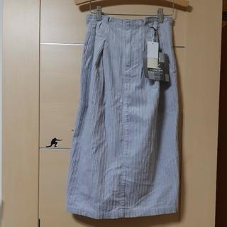 ページボーイ(PAGEBOY)のPAGEBOY コーデュロイスカート(ひざ丈スカート)