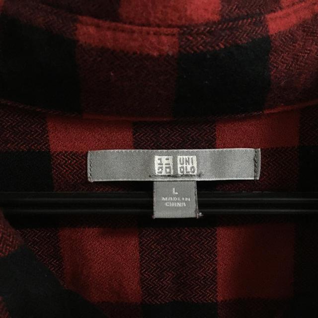 UNIQLO(ユニクロ)のUNIQLO チェックシャツ メンズのトップス(シャツ)の商品写真