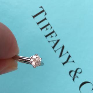 ティファニー(Tiffany & Co.)の美品ティファニー♡ダイヤモンドリング(リング(指輪))