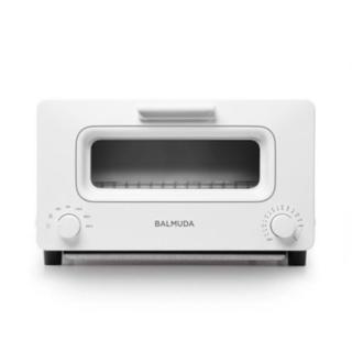 バルミューダ(BALMUDA)の【新品】BALMUDA スチームオーブントースター ホワイト(その他)